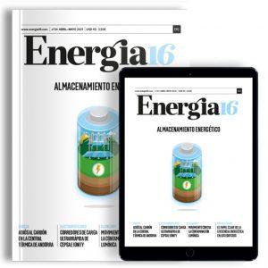 """34 """"Almacenamiento Energético"""""""