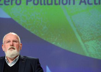 UE contaminación cero