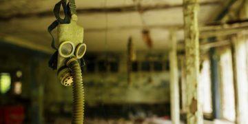 Chernóbil reacciones de fisión