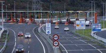 peajes en autopistas