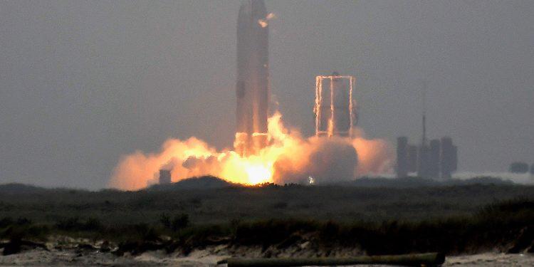 oferta SpaceX