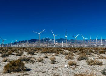 parque eólico Reloj del Sol