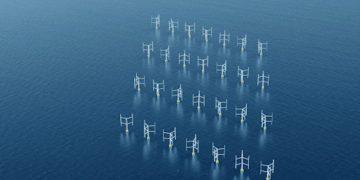 parques eólicos turbinas verticales