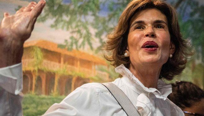 Cristiana Chamorro es la aspirante que más simpatía genera entre la población de Nicaragua, según las encuestas preelectorales