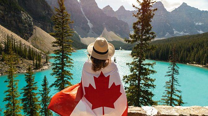 Canadá homenaje