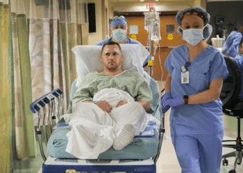 Gerod Buckhalter, el primer paciente de cirugía de estimulación cerebral en el Instituto de Neurociencia Rockefeller de la Universidad de Virginia Occidental