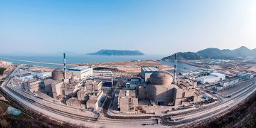 China central nuclear