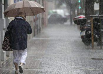 Pese a que el inicio del verano trajo chubascos tormentosos y altas temperaturas, al llegar la DANA se producirán fuertes lluvias de granizo y vientos torrenciales
