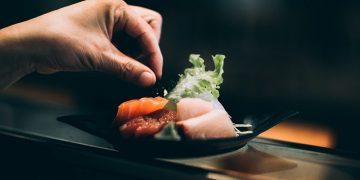 es saludable sushi