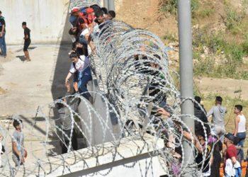 Actualmente hay una crisis migratoria sin precedentes en las costas españolas