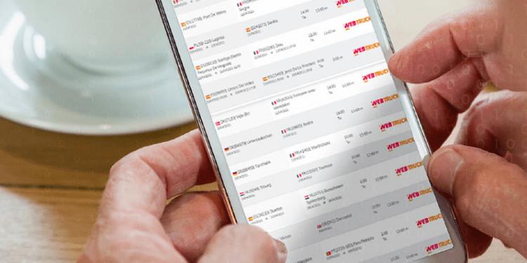 WebTrans opera en toda Europa y ofrece un transporte de cargas convencional, pero llegando mucho más lejos que la competencia.
