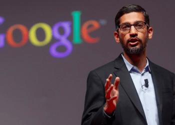 La inteligencia artificial es un descubrimiento más importante y profundo que otros como el fuego o la electricidad, según el CEO de Google Sundar Pichai