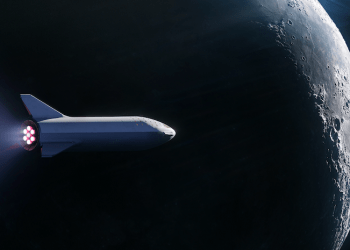 """SpaceX y el multimillonario empresario japonés Yusaku Maezawa lideran el proyecto """"dearMoon"""" (querida Luna), una misión de turismo lunar."""