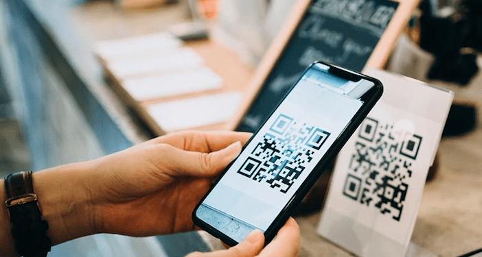 Los códigos QR son una pieza más de la estrategia de marketing de los restaurantes