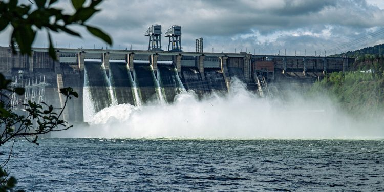 IEA hidroeléctricas
