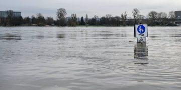 Alemania ríos inundaciones