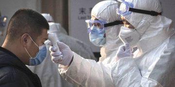 Ante el aumento de contagios por la variante Delta+, las autoridades de China decidieron imponer un confinamiento en algunas ciudades