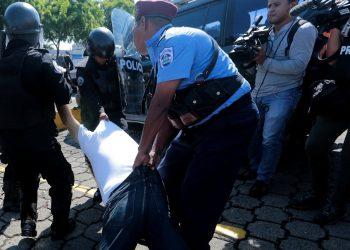Nicaragua desaparición forzada