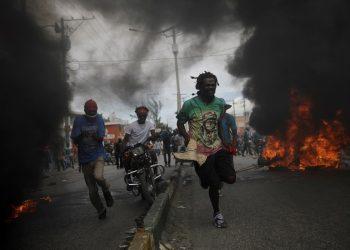Haití tragedias