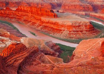 El río Colorado sufre una escasez de agua que afecta el abastecimiento a más de 40 millones de personas, especialmente a los agricultores