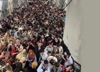 Afganistán ola de hambre