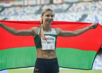 corredora bielorrusa