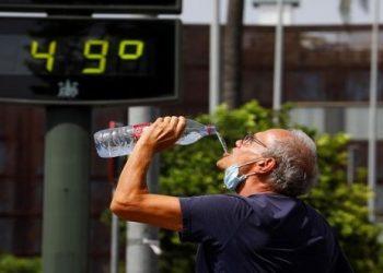 El pasado mes de julio fue el mes más caluroso jamás registrado en el mundo, según la Administración Nacional Oceánica y Atmosférica