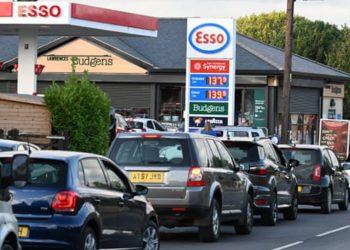 Combustibles Reino Unido