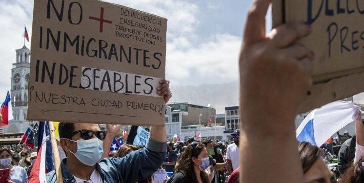 Chile es uno de los destinos más atractivos para los migrantes venezolanos principalmente por su economía en crecimiento.