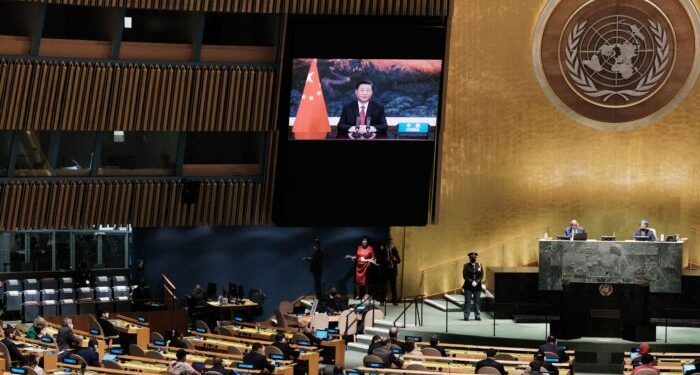 La Asamblea General de la ONU se reúne durante una semana para que los líderes mundiales expresen su punto de vista sobre diversos temas
