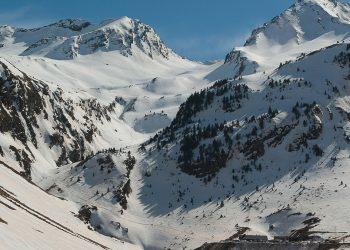 glaciares del pirineo