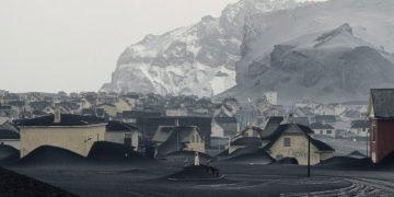Islandia volcán Eldfell