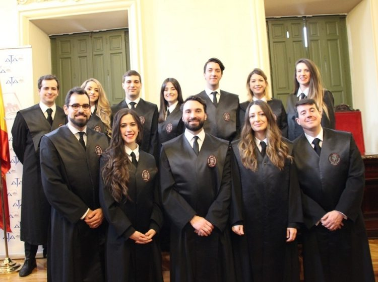 AJA jóvenes abogados