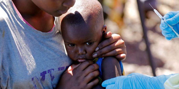 OMS vacuna malaria