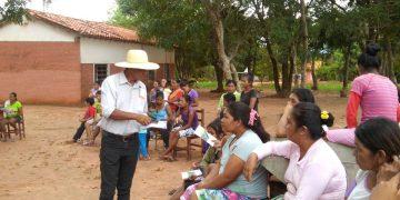ONU indígenas del Paraguay