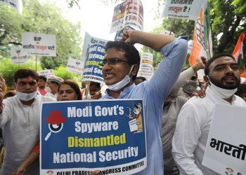 prensa libre en la India